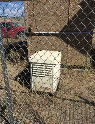 Existing 8 kW Generac Generator