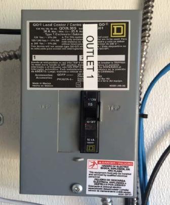 Plug Load Circuit