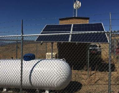 Existing Solar Array