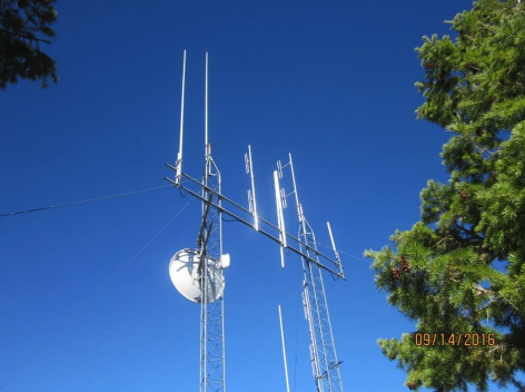 Existing Tower Antenna Array