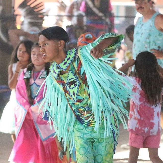 Colville tribal member Brandon Pino dances at this year's Nespelem Fourth of July Powwow held during the weekend of July 14-16 at the Nespelem Fourth of July Grounds. (📷@shazam_ink_photography / Tribal Tribune) #powwow #intertribal #nespelem #powwowseason #washington #nativeamerican #dancers #summer #summertime #509 #westcoast #pnw #canon #canonphotography