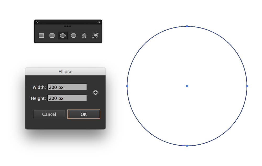 The options are different with each tool in Illustrator. Test all the different tools out!