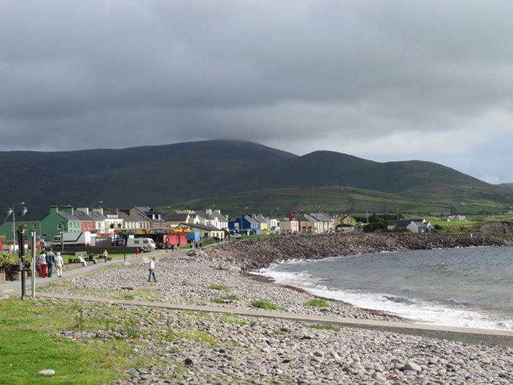 Waterville, County Kerry.  Where Charlie Chaplin lived.  True story.