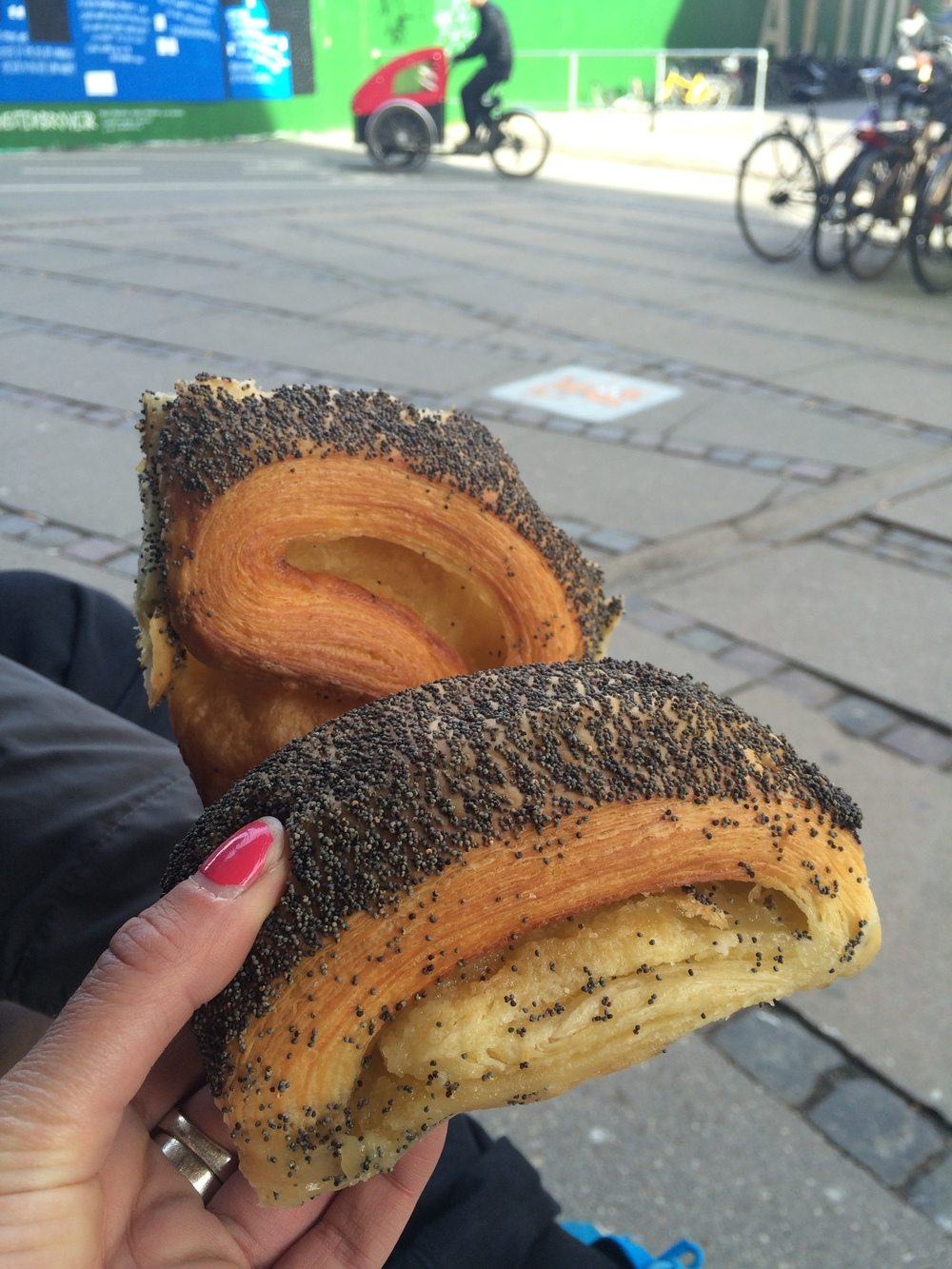 Best danish ever.