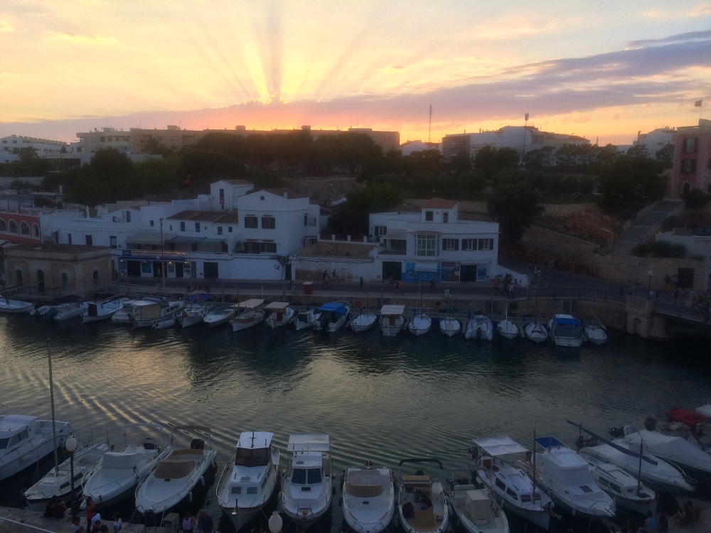 Port - Ciutadella