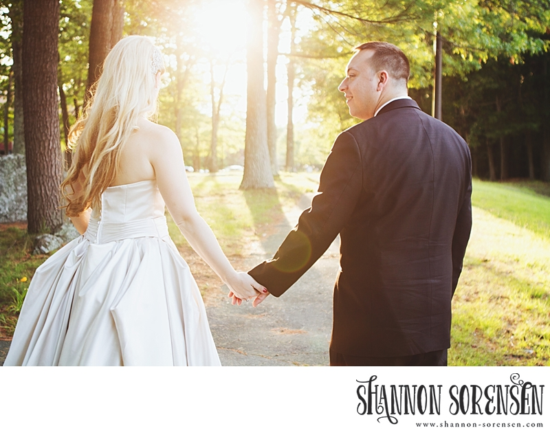 Ros and Matt Air Force Base Wedding