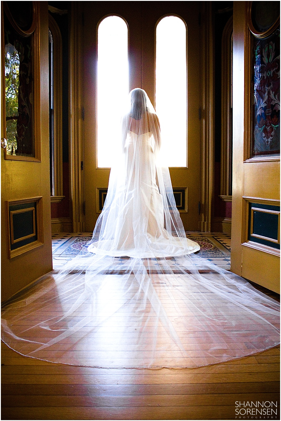 Venue: Proctor Mansion Inn, Wrentham, Massachusetts // Veil by  Althea Nicole