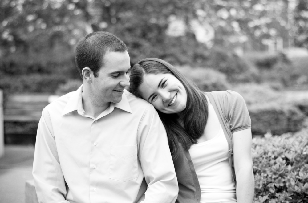 UMass Amherst Engagement Photography by Shannon Sorensen