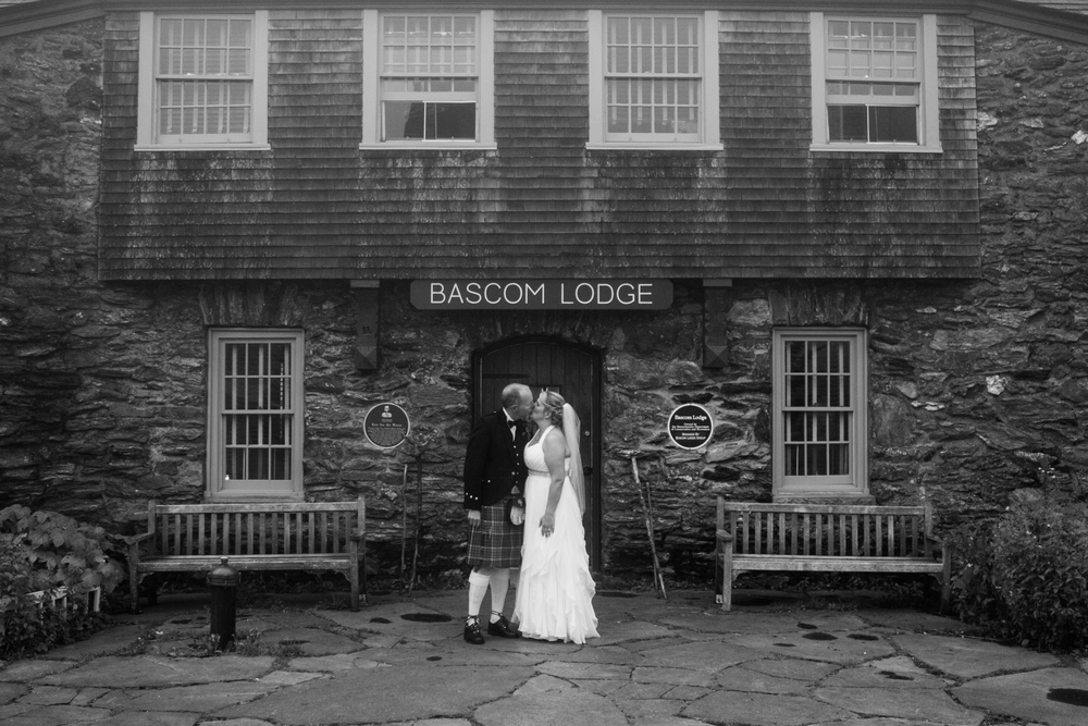 Tiffany and Andy's Bascom Lodge Wedding Mt. Greylock Berkshires Massachusetts Shannon Sorensen Photography