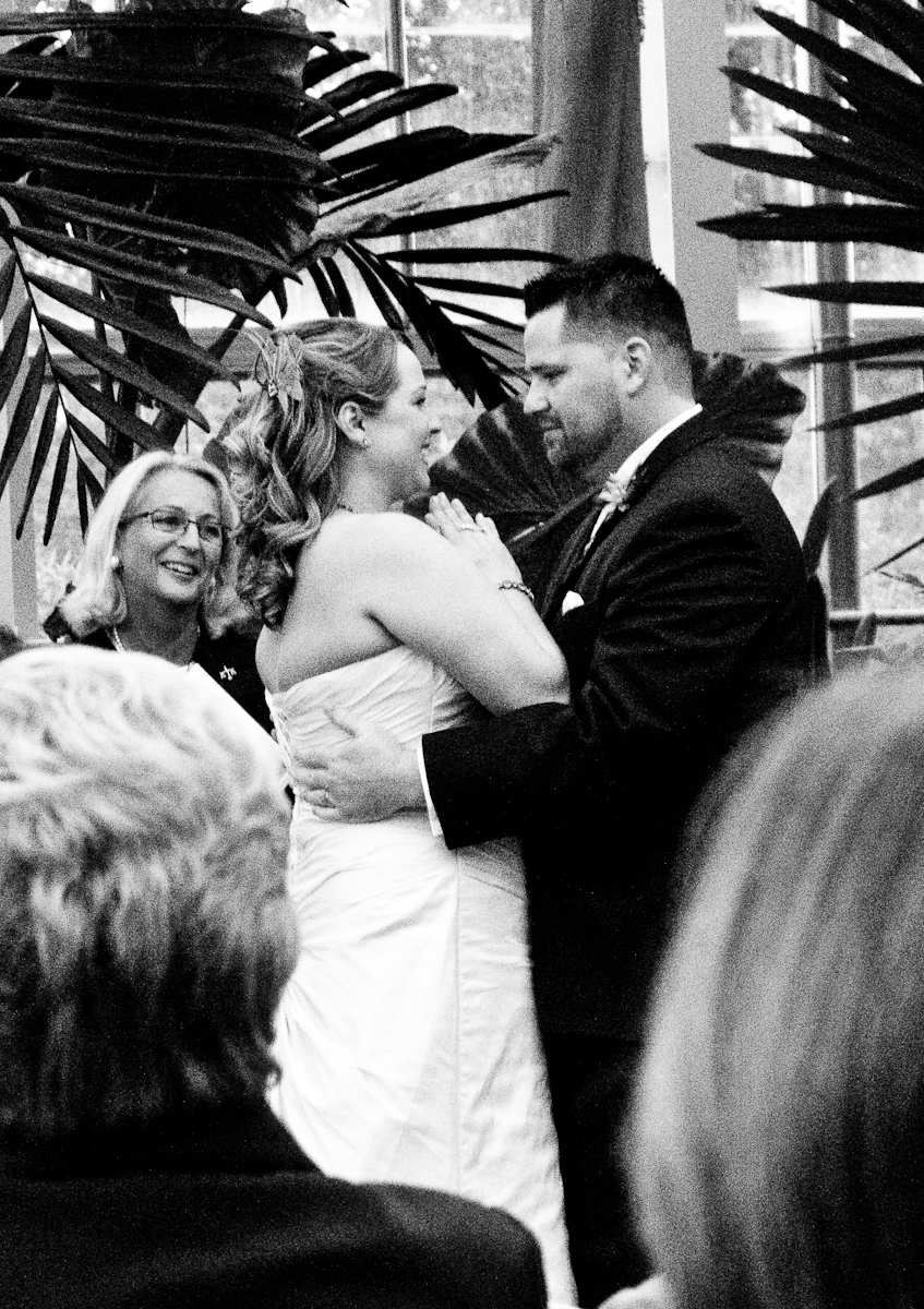 Roger Williams Botanical Garden Wedding Shannon Sorensen