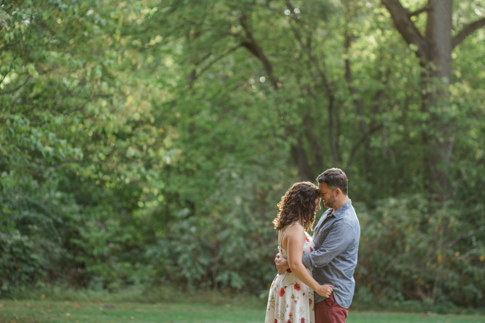 West Hartford Connecticut Engagement Photography