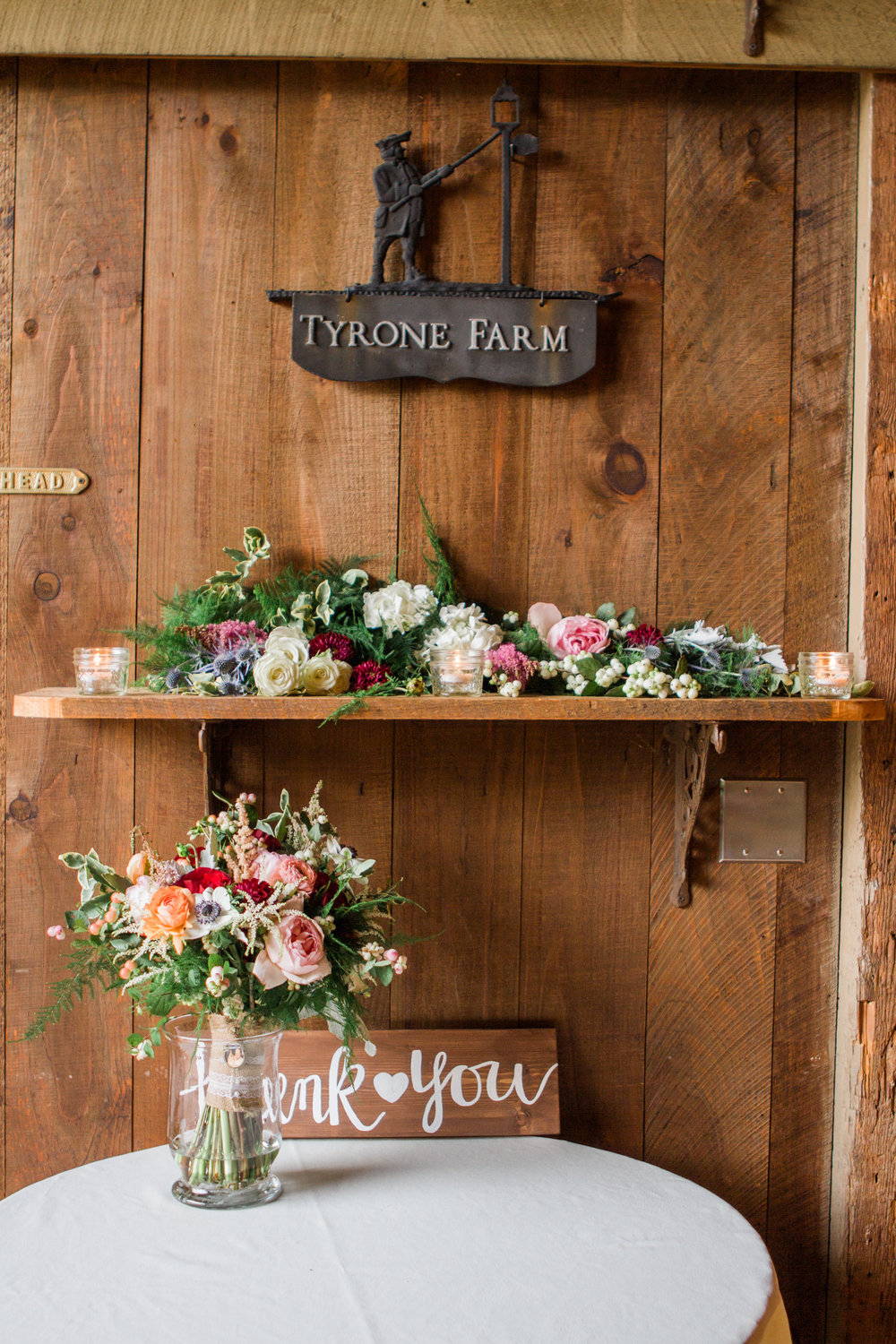 Carrie and Patrick Tyrone Farm Wedding Photographer in Pomfret Connecticut by Shannon Sorensen Photography