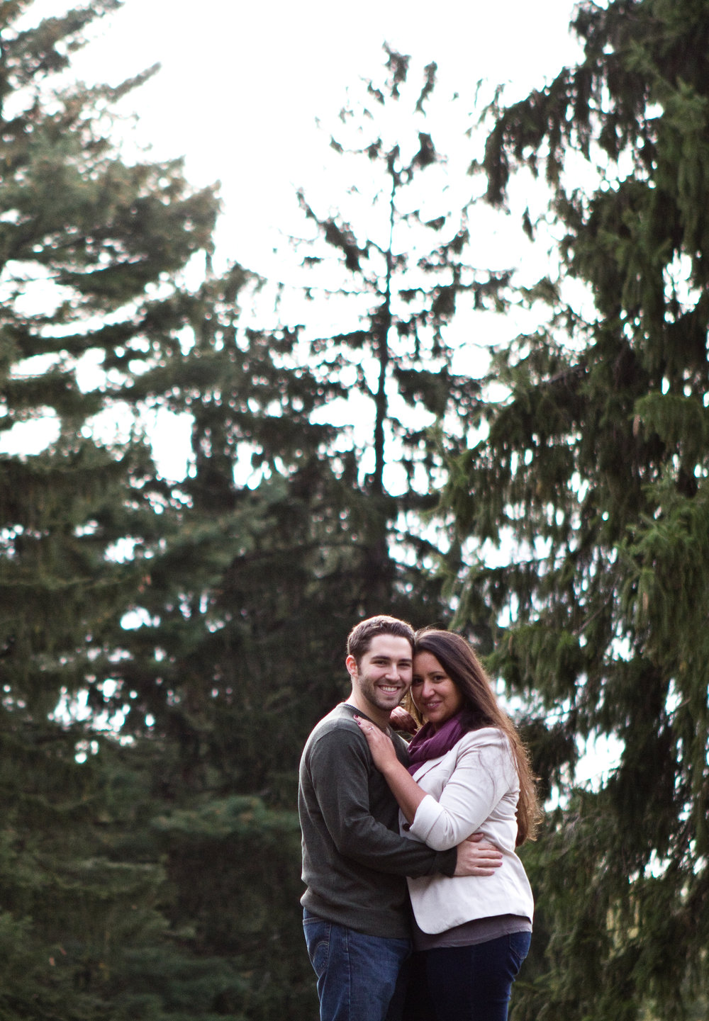 Ross and Renee deCordova Sculpture Park Lincoln Massachusetts Engagement Photographer Shannon Sorensen Photography