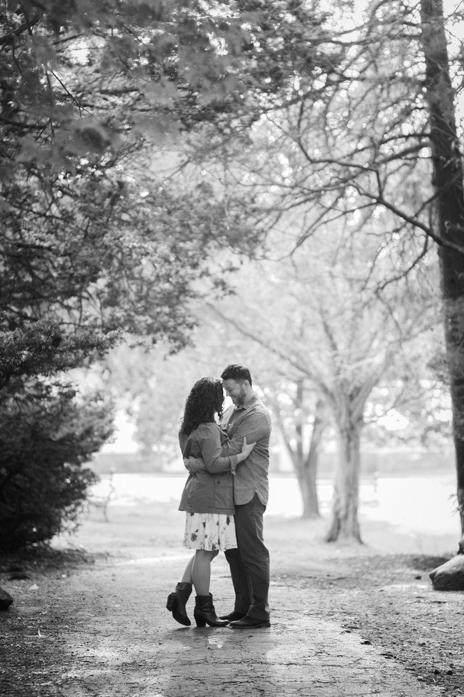 Barbara and James Elizabeth Park West Hartford Connecticut Engagement Photographer Shannon Sorensen Photography