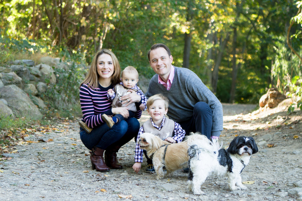 Fairfield Connecticut Family Photographer Lake Mohegan Fairfield County Shannon Sorensen Photography