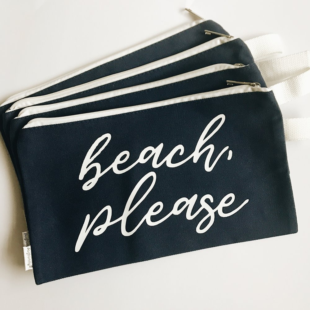 beach please beach clutch.jpg