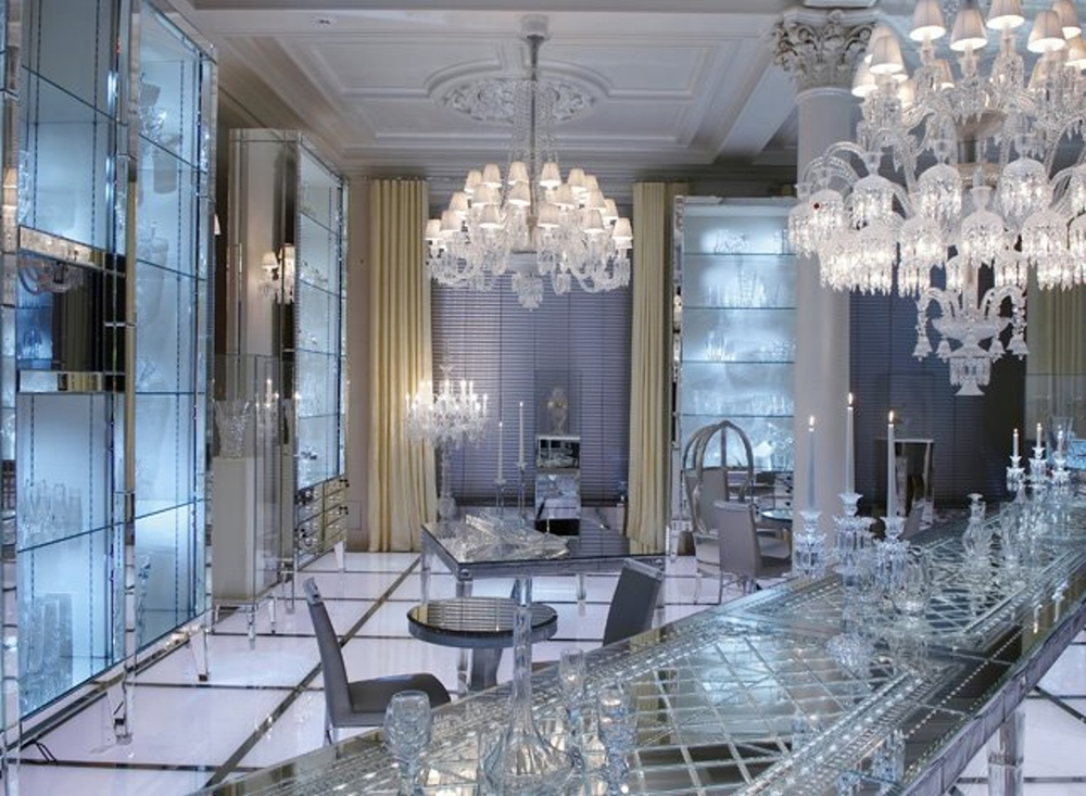 Opening Soon Baccarat Brings Bling To The Hotel Industry