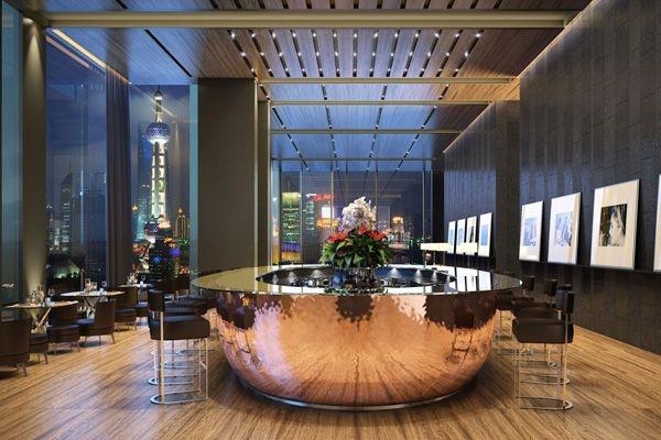 BULGARI HOTEL SHANGHAI - OPENING 2016
