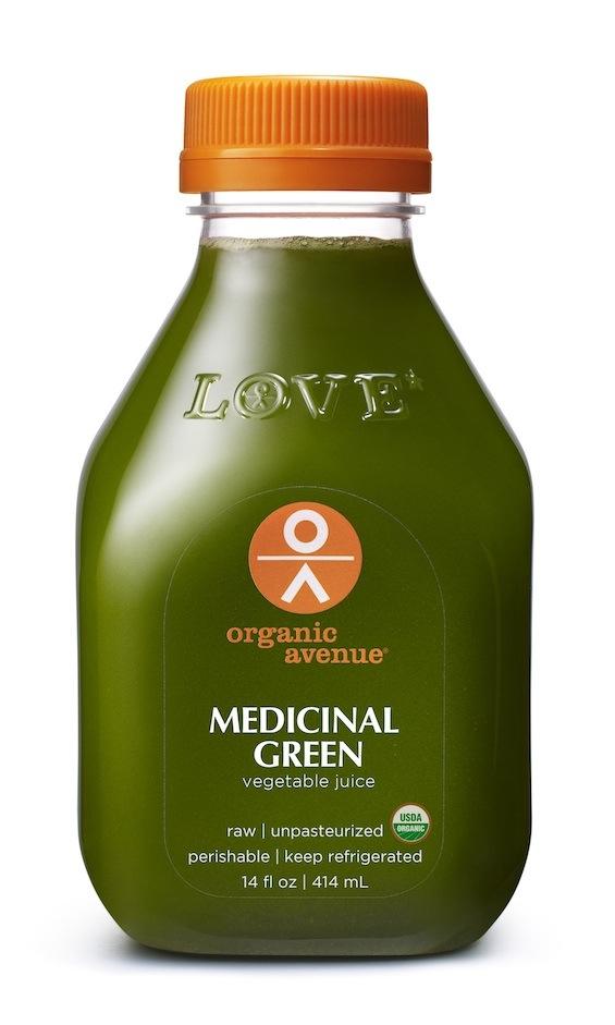 ORGANIC AVENUE - MEDICINAL GREEN