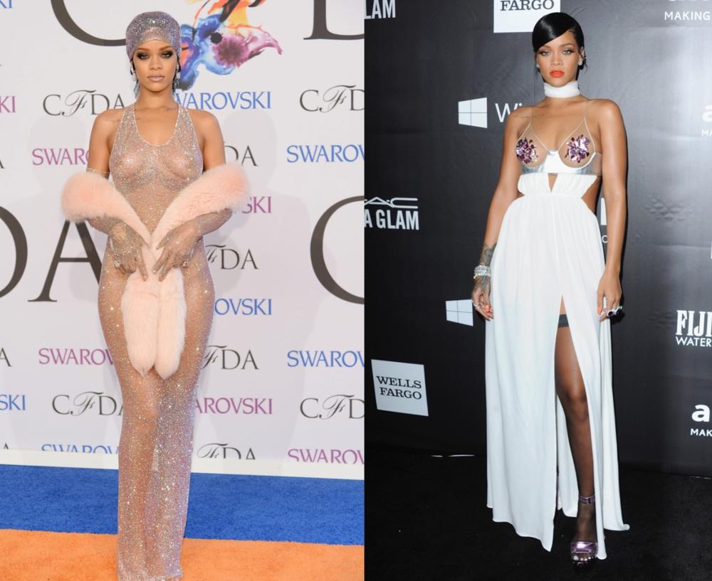 Rihanna Naked in Tom Ford & Adam Selman Dresses.jpeg