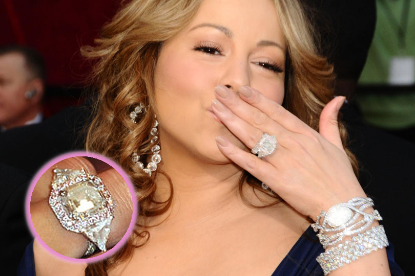 The 9 Best Celebrity Engagement Rings The Days of the Chic