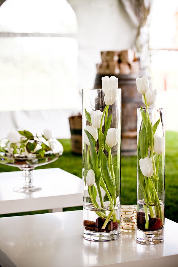 How To Wow 9 Diy Simply Chic Floral Arrangements The Days Of The