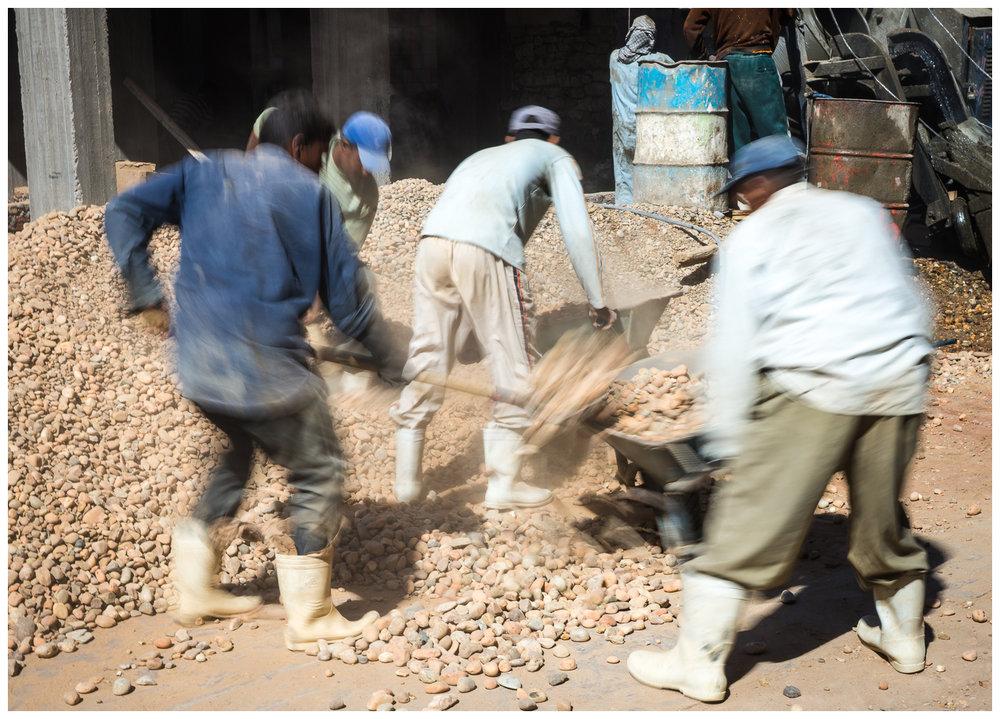 Aswan Concrete Crew