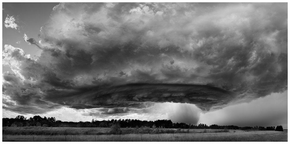 Supercell, Morrison County, Minnesota