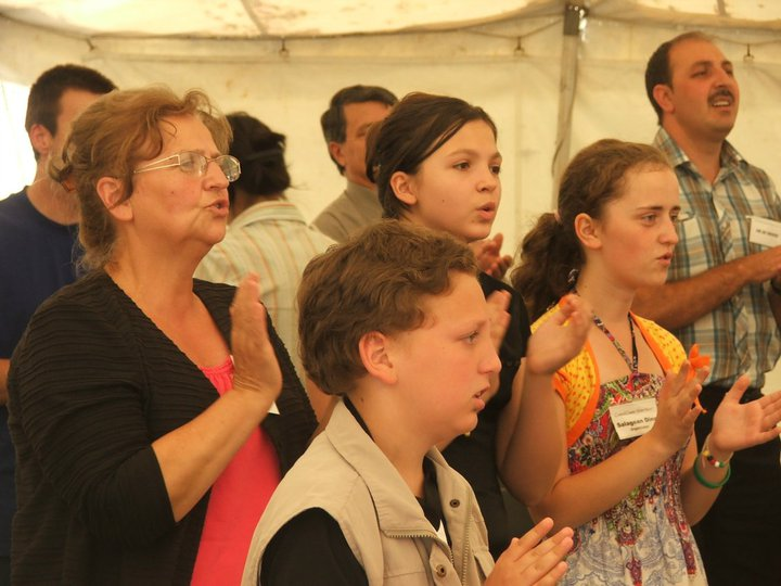 Bistrita Tent Meetings
