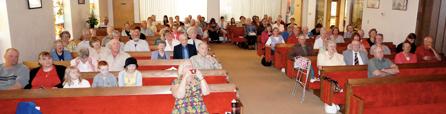 FBC Payette Congregation