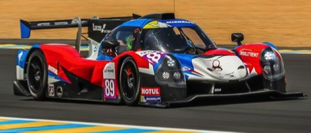 """LMP3 Châssis N° 12 (Octobre 2015 ) : 3 ème à la """"Road to le Mans"""" 2016 Pour plus d'informations, merci de contacter le Team Manager, Pascal Rauturier au + 33(0)7.78.39.31.35 ou pascal.rauturier@graffracing.fr"""