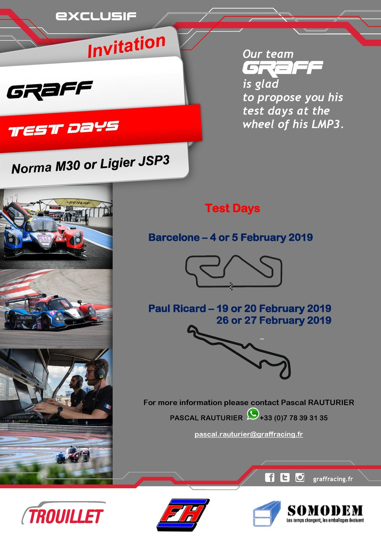 Invitation Test Days  - LMP3 - Barcelone - Paul Ricard - 2019 - Team Graff - English Version V2 18012019-page-001.jpg