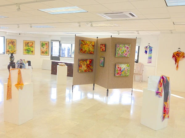 'The Magic of Silk'  art exhibition 3