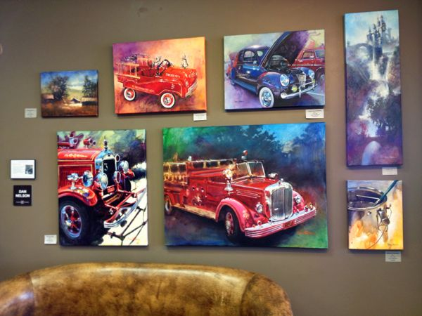 Waverly Artists Gallery - Dan Nelson