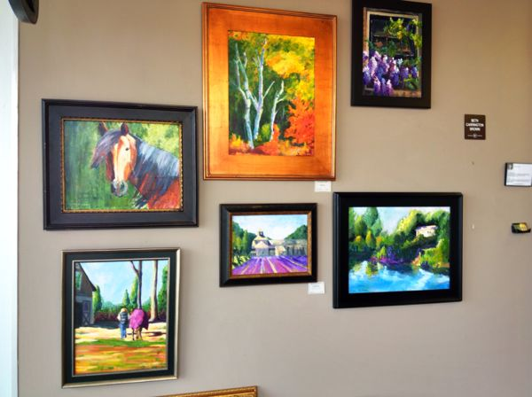 Waverly Artists Gallery - Beth Carrington Brown