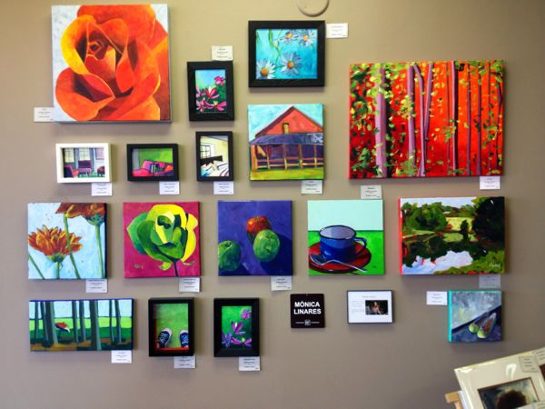 Waverly Artists Gallery - Monica Linares