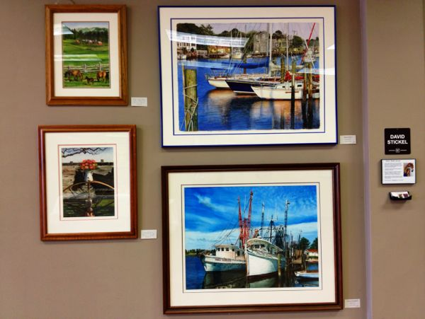 Waverly Artists Gallery - David Stickel