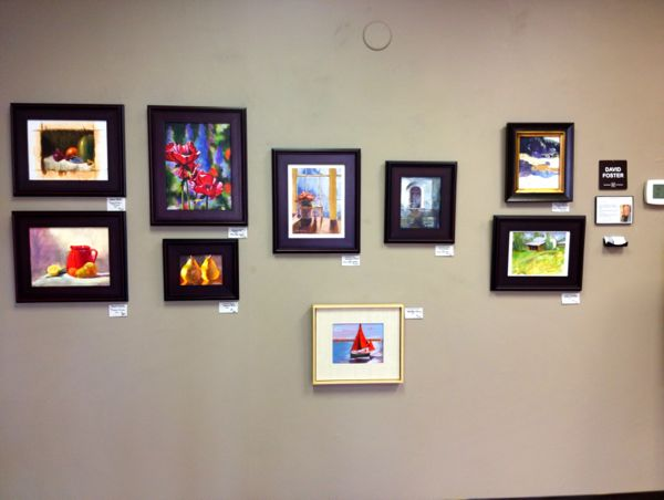 Waverly Artists Gallery - David Foster