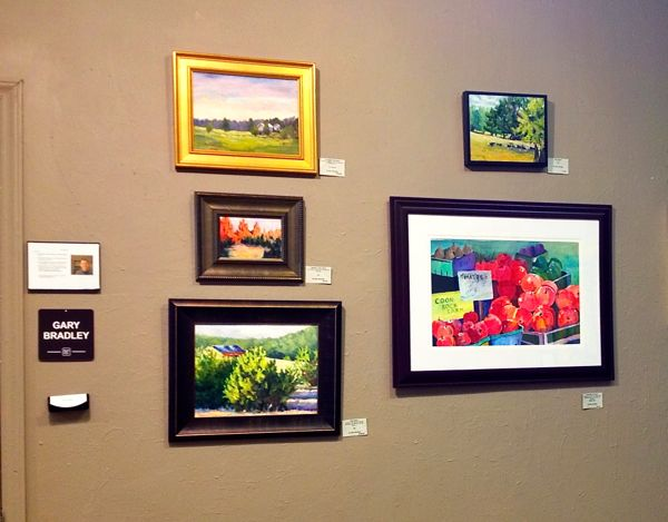 Waverly Artists Gallery - Gary Bradley