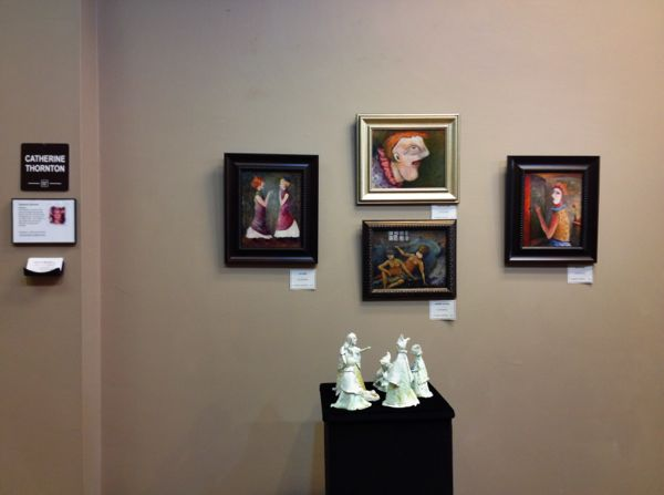 Waverly Artists Gallery - Katherine Thornton