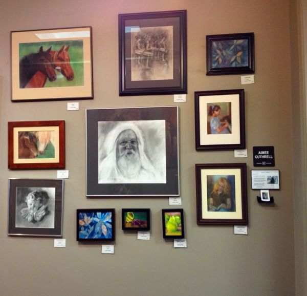 Waverly Artists Gallery - Aimee Cuthrell