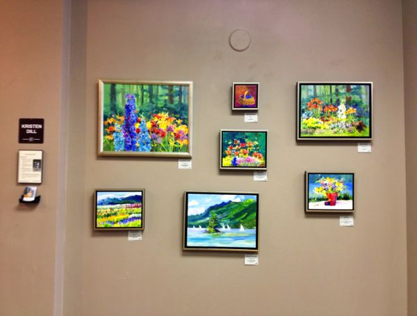 Waverly Artists Gallery - kristin Dill