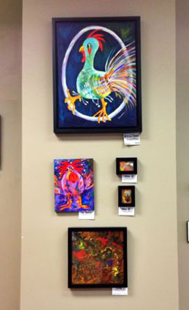 Waverly Artists Gallery - Veronica Samuel