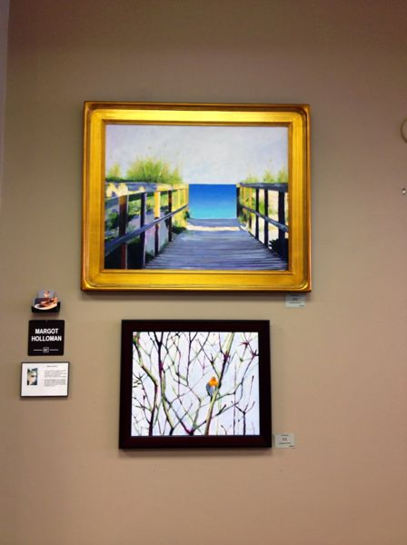 Waverly Artists Gallery - Margot Holloman
