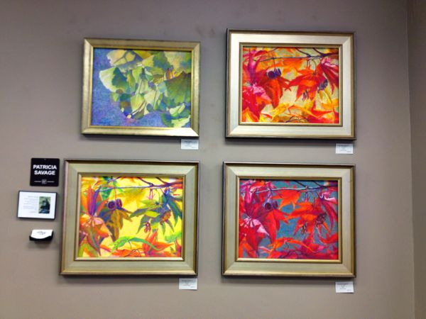 Waverly Artists Gallery - Patricia Savage