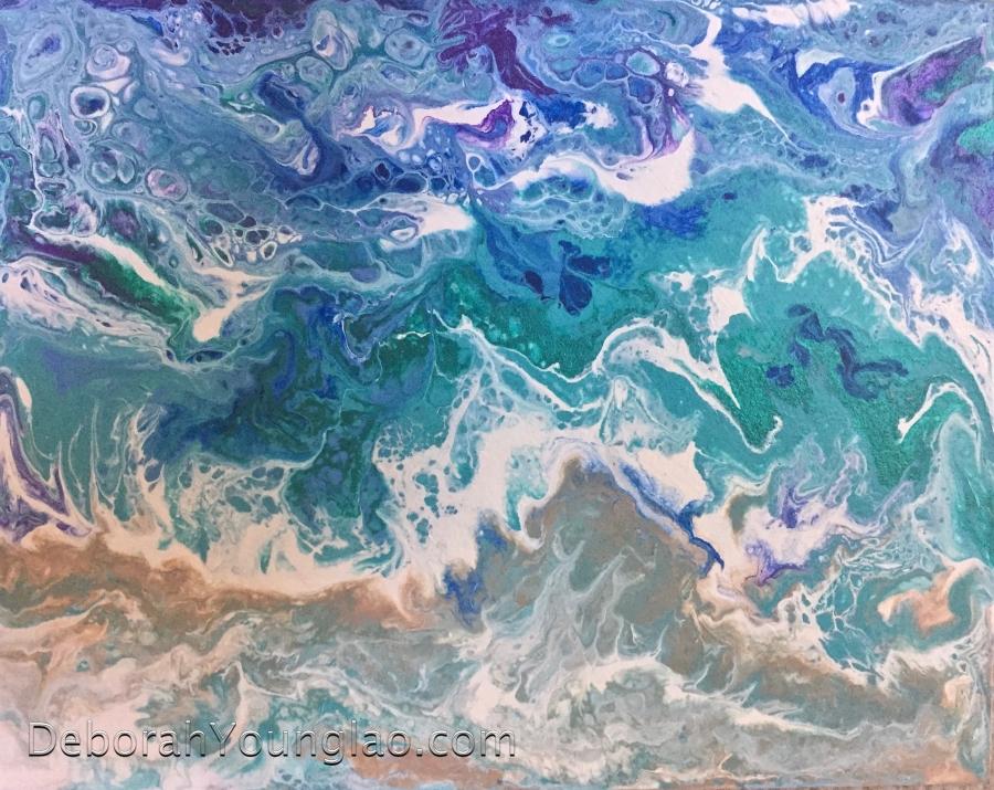 Ocean Meets Shore III