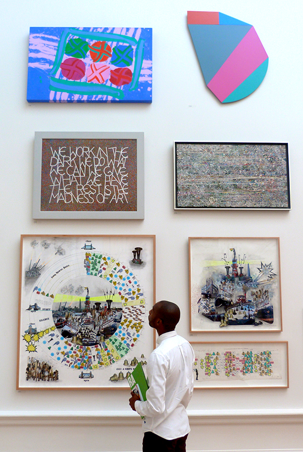 Royal Academy Summer Exhibition The House of Scarlet London+2 .jpg