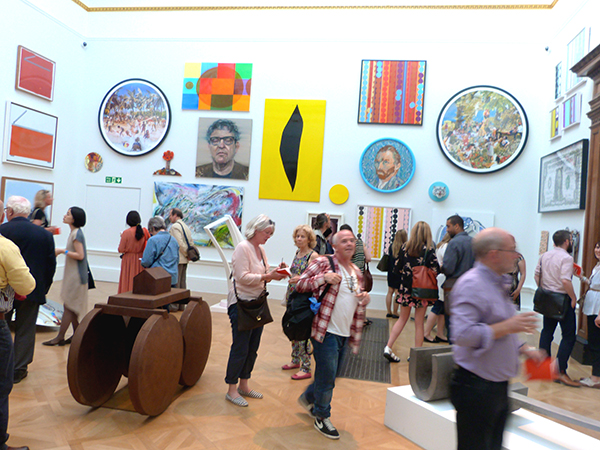 Royal Academy Summer Exhibition The House of Scarlet London+4 .jpg