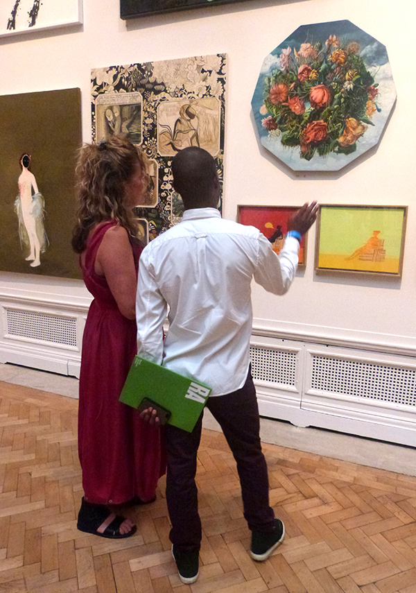 Royal Academy Summer Exhibition The House of Scarlet London+14.jpg