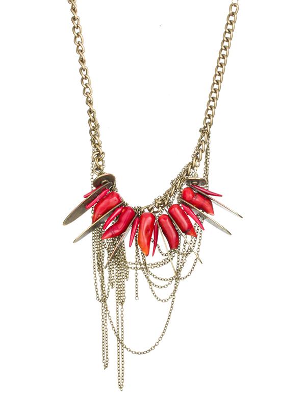chilli necklace gold 2 - Callum